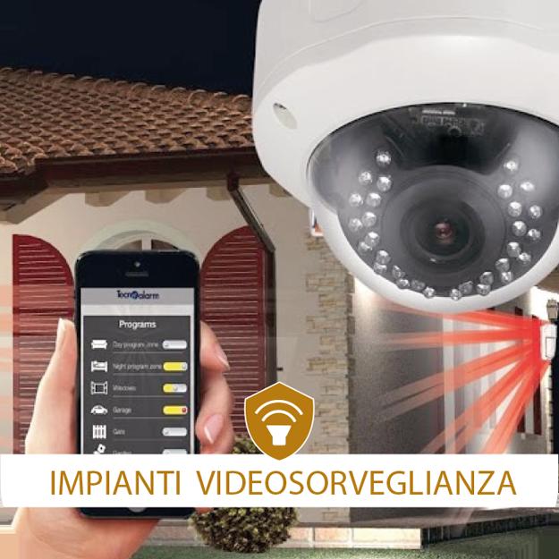 video sorveglianza Valeri Service centro sicurezza
