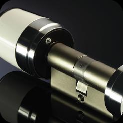sicurezza passiva cilindri masterizzati