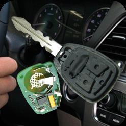 sicurezza passiva riparazione chiavi auto