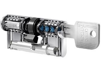 cilindri a duplicazione protetta